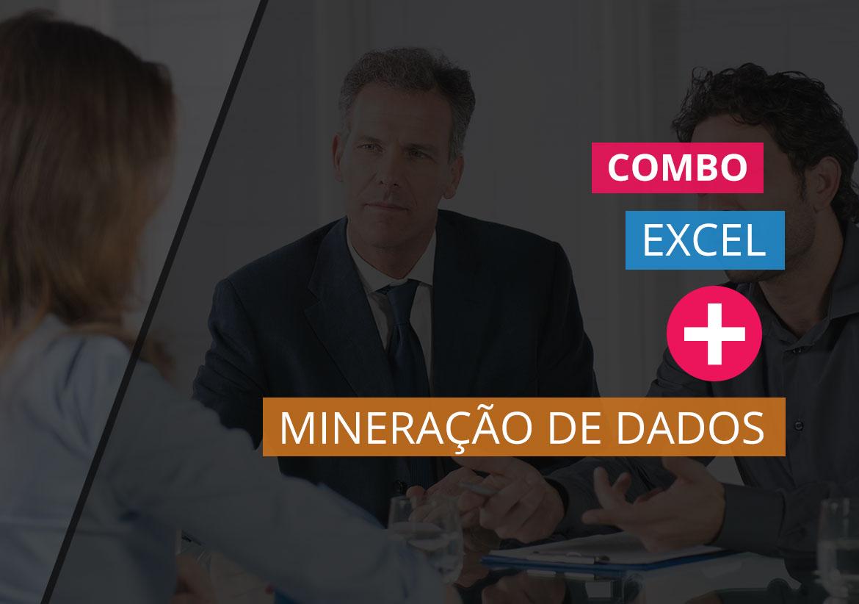 Excel + Mineração de Dados