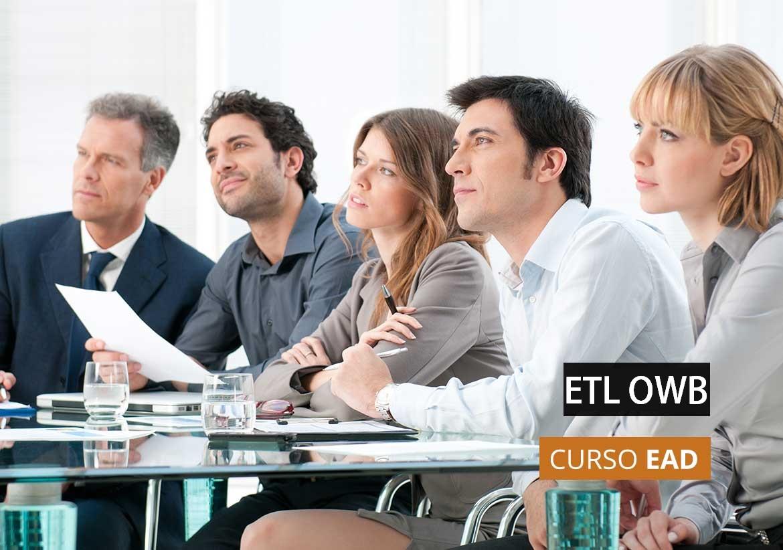 curso ETL OWB