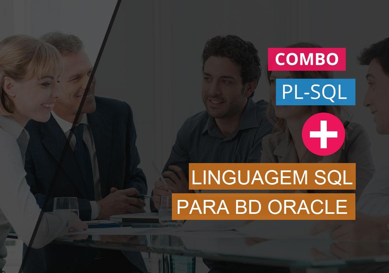 PL-SQL + SQL para Oracle