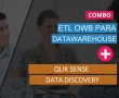 ETL OWB para Datawarehouse + QLIK SENSE DATA DISCOVERY