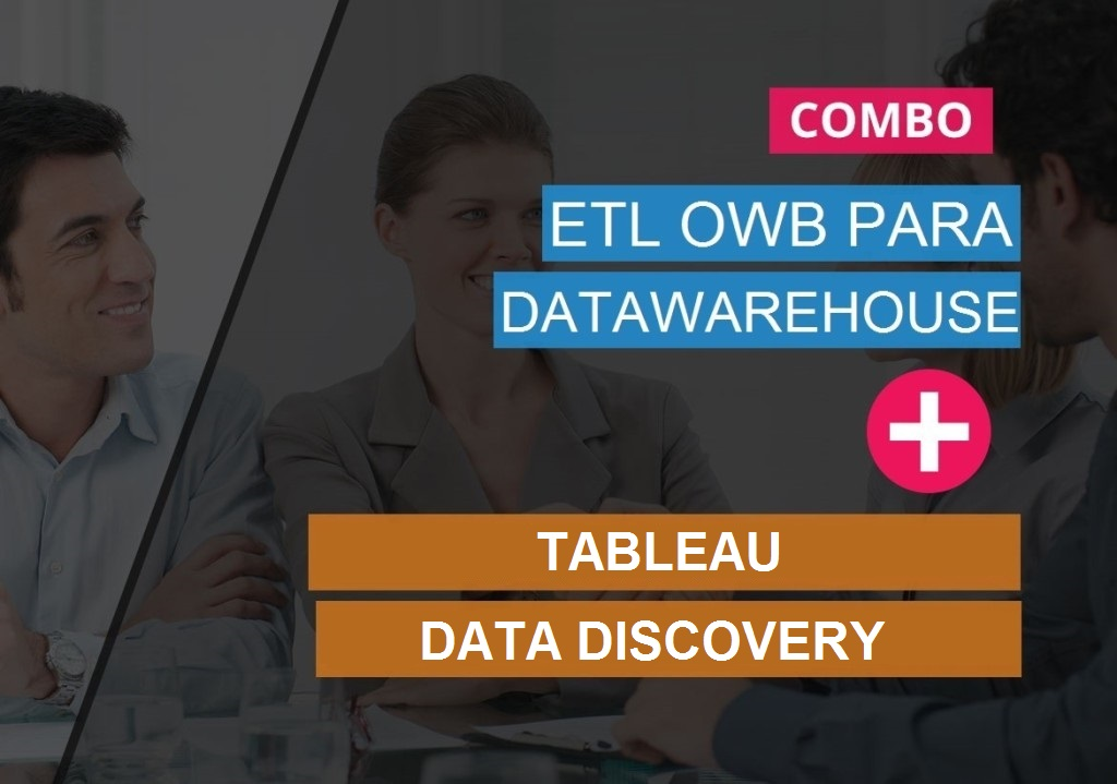 ETL OWB para Datawarehouse + TABLEAU DATA DISCOVERY