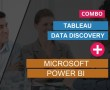 TABLEAU DATA DISCOVERY + MICROSOFT POWER BI