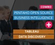 Pentaho Open Source Business Intelligence + TABLEAU DATA DISCOVERY