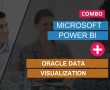 ORACLE DATA VISUALIZATION + MICROSOFT POWER BI
