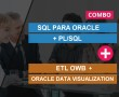 SQL PARA ORACLE + PL/SQL + ETL OWB + ORACLE DATA VISUALIZATION