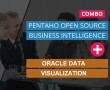 Pentaho Open Source Business Intelligence + ORACLE DATA VISUALIZATION