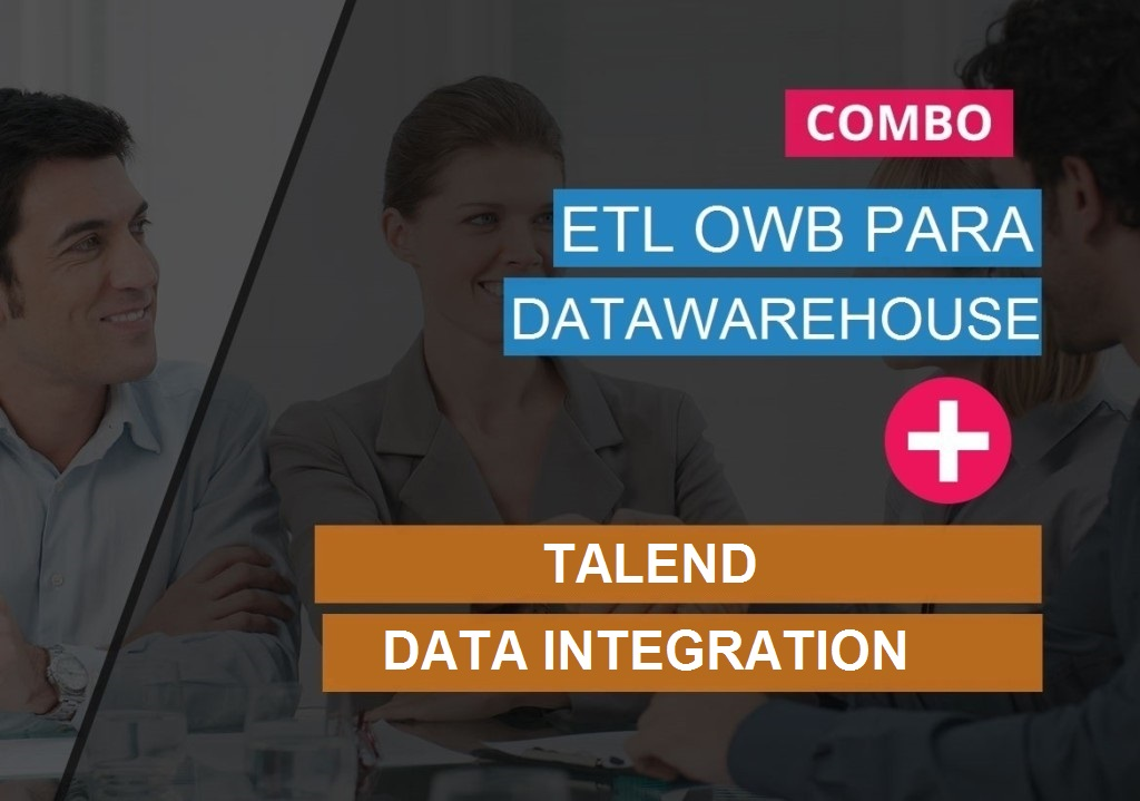 ETL OWB para Datawarehouse + Talend Data Integration