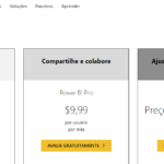 Entendendo as licenças do Power BI