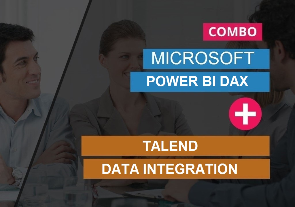 MICROSOFT POWER BI DAX+ TALEND DATA INTEGRATION