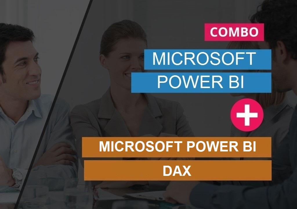 MICROSOFT POWER BI + POWER BI DAX